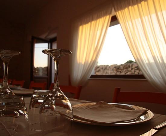 Il Ristorante - Masseria Catucci