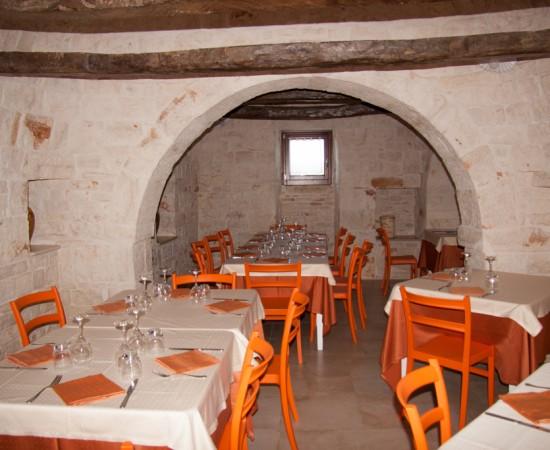 Il Ristorante - Agriturismo Valle d'Itria
